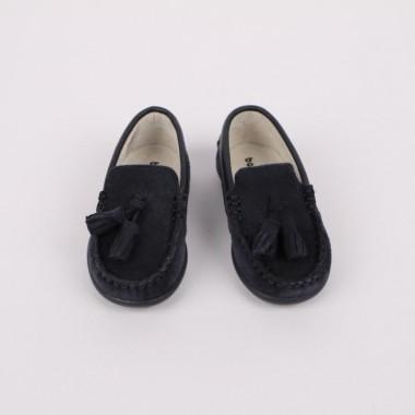 Sapato Camurça «Vela»