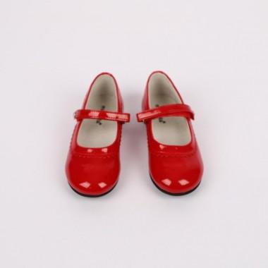 Sapato Menina «Fivela/Velcro»