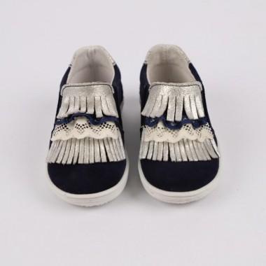 Sapato «Franja/Renda»