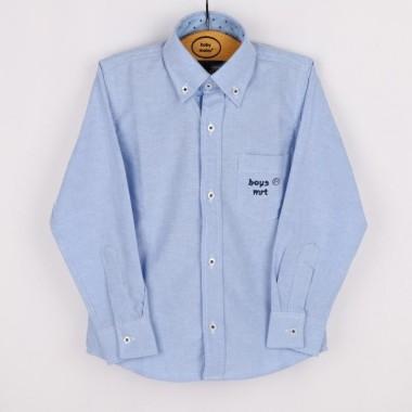Camisa Menino «Oxford»