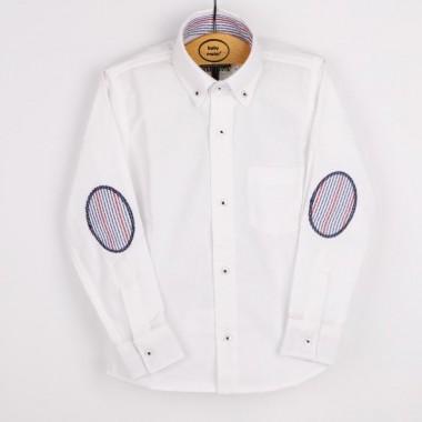 Camisa Menino «Oxford/Cotoveleiras»