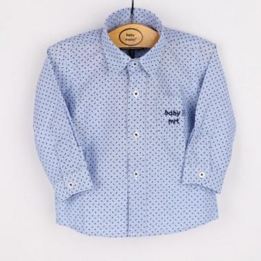 Camisa Bebé «Riscas»
