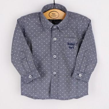 Camisa Bebé «Quadrados»