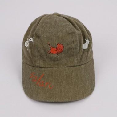 Boné «Safari»